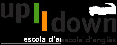 UpDown Escola Logo